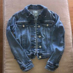 Girls Old Navy Jean jacket, size medium
